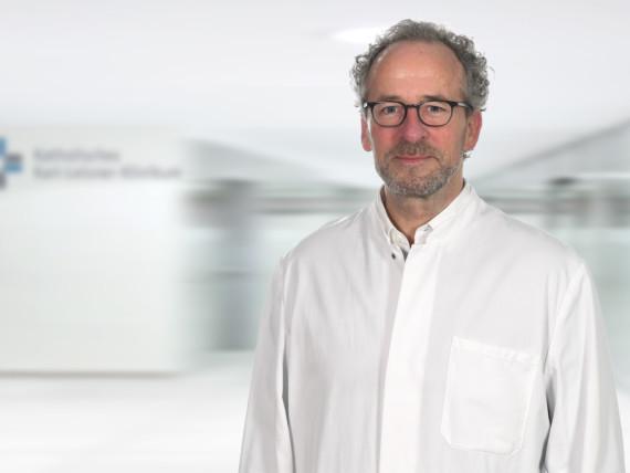 Chefarzt Dr. Martin Theis