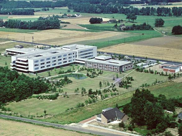 Am 1. Juli 1968 wurden der Neubau in Betrieb genommen.