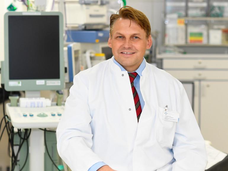 Portrait: Priv.-Doz. Dr. Lars Victor Baron von Engelhardt