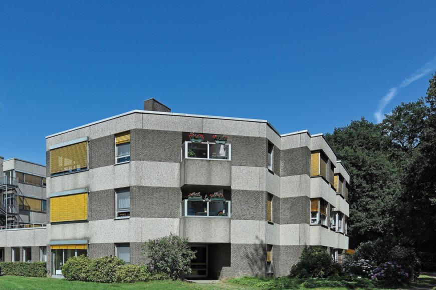 Das Hildegardishaus - Haus für Senioren in Goch.